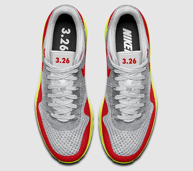 NikeID Air Max 1 Flyknit
