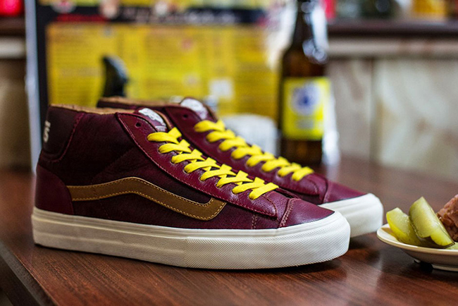 Off The Hook x Vans Mid Skool 77 LX