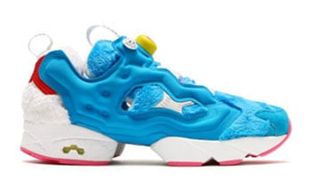 Packer atmos Reebok Insta Pump Doraemon