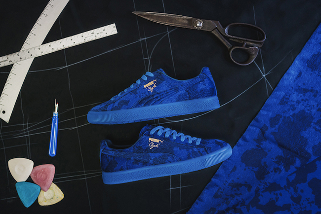 Packer Shoes x Puma Clyde Cow Suits Pack