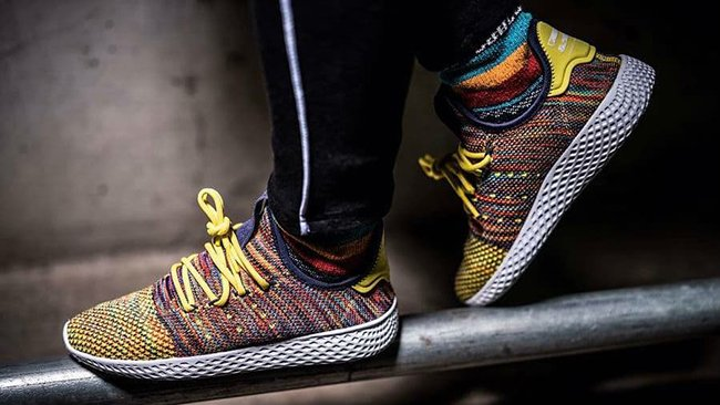 645ca08e935080 Confirmed Release Info For The Chanel x Pharrell x adidas NMD HU. ADIDAS  NMD HUMAN RACE ...