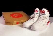 Pizza Hut Pie Tops Sneakers