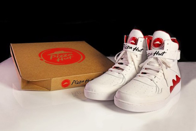 Pizza Hut Pie Tops Sneakers
