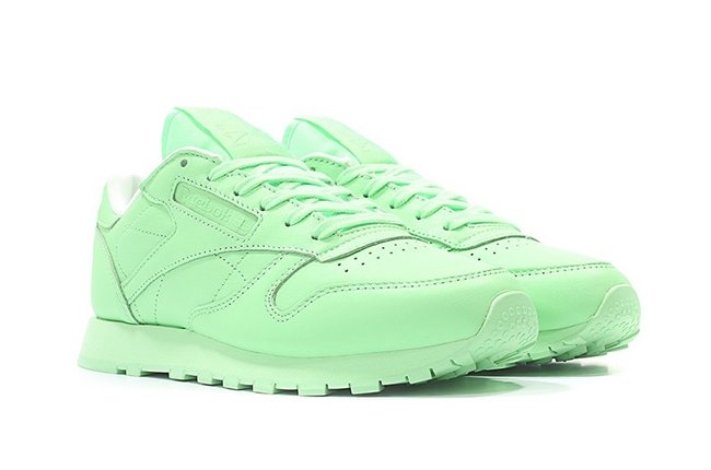 Reebok Classic Leather Fresh Mint