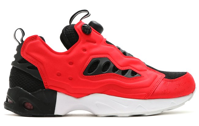 reebok shoes with air pump