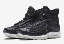 Riccardo Tisci NikeLab Air Max 97 Mid Black Gold White