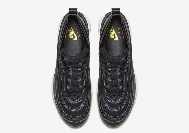 Riccardo Tisci NikeLab Air Max 97 Mid Black Gold White