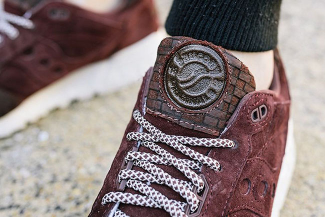 Saucony Shadow 5000 Bricks