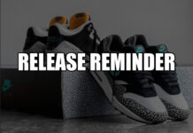 Sneakers Release March 16 18 2017