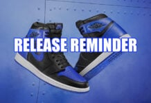 Sneakers Release March 30 April 1 2017