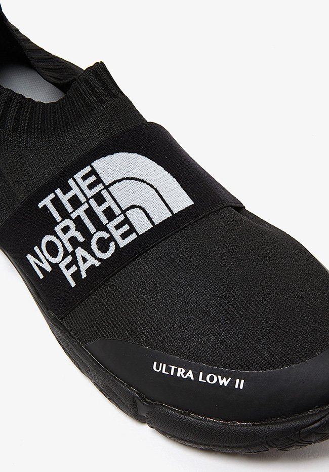 The North Face Ultra Low 2 Black White