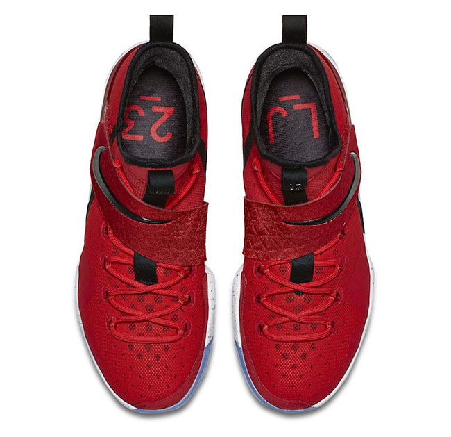 Nike LeBron 14 University Red Official Images low-cost - filmorama.si 81dd71e44b