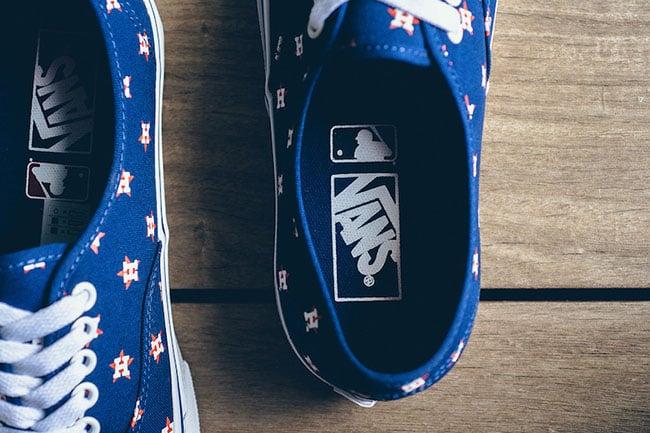 Vans Authentic Houston Astros