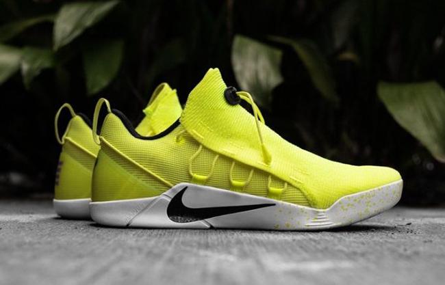 3c68a10f4e57 Nike Kobe AD NXT Volt 916832-710 Release Date