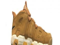 Wheat Nike Air More Uptempo