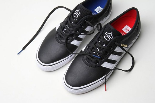 new style 54657 72e69 adidas Adi-Ease Daewon Song