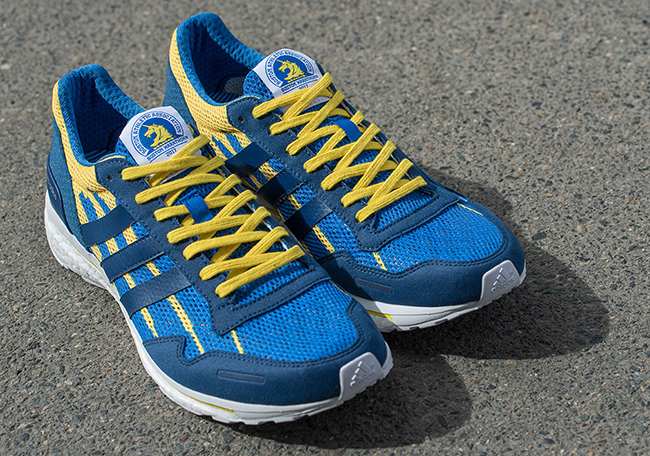adidas Adios Boost 2017 Boston Marathon