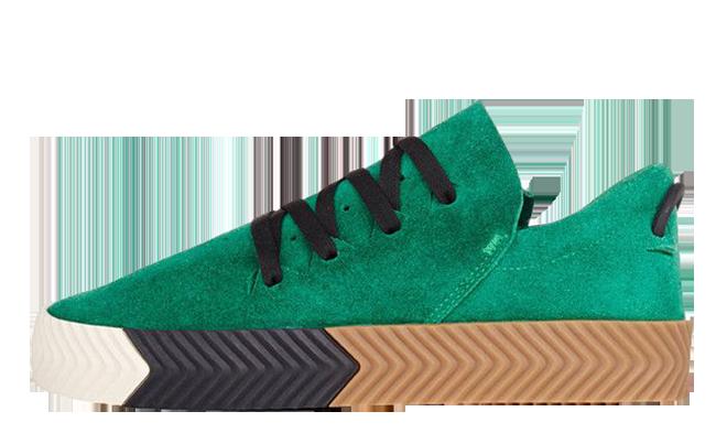 Alexander Wang adidas AW Skate Green Release Date