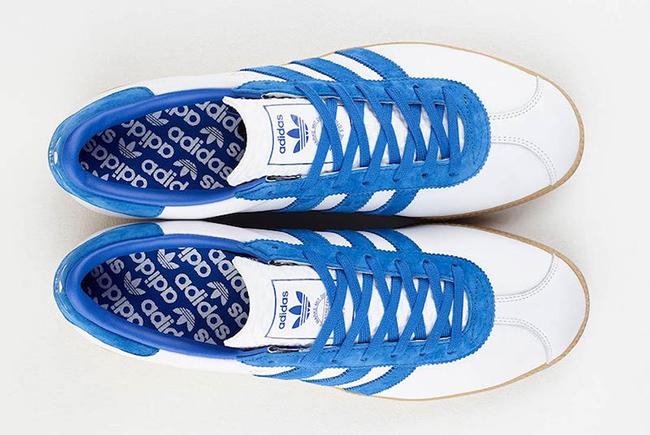adidas Athen Size? Exclusive White Blue