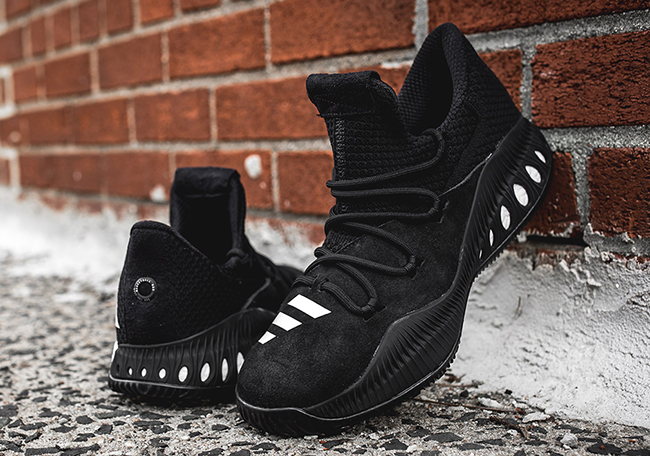 adidas Consortium Crazy Explosive Day One Pack