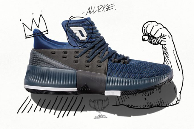 adidas Dame 3 By Any Means Release Date