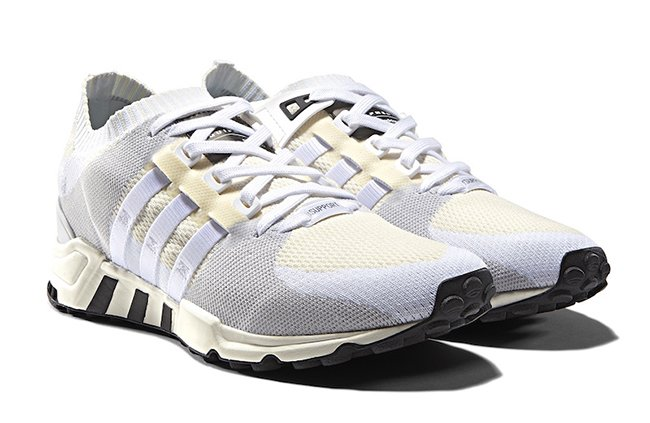 adidas EQT Support RF Primeknit White Black