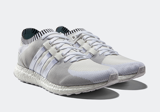 adidas EQT Support Ultra Primeknit White Black May 1st