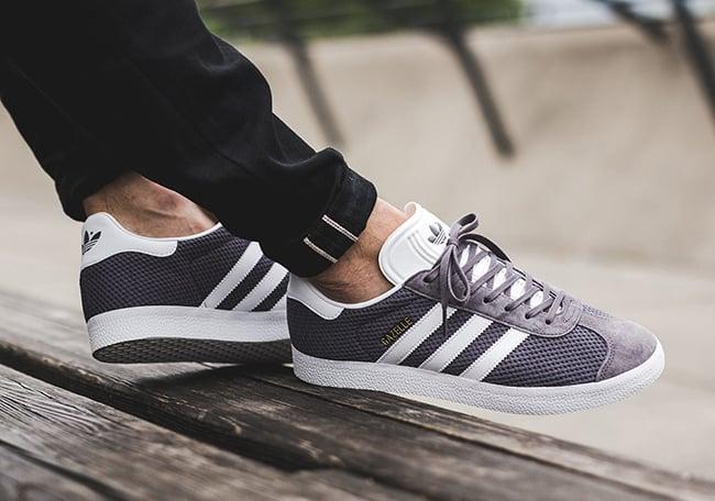 adidas Gazelle Mesh Grey