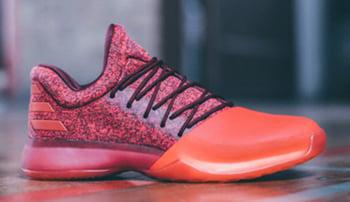 adidas Harden Vol 1 Red Glare