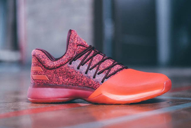 adidas Harden Vol 1 Red Glare Release Date