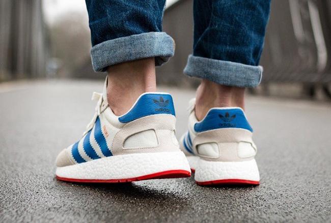 adidas Iniki Runner 70s Pride On Feet