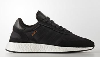 adidas Iniki Runner Boost Core Black