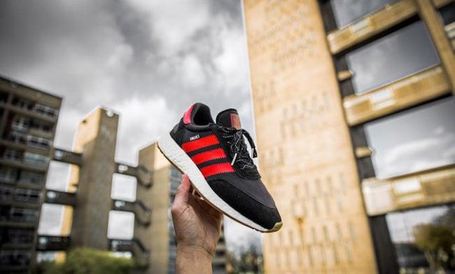 sale retailer bb517 5f054 adidas Iniki Runner Boost London Release Date