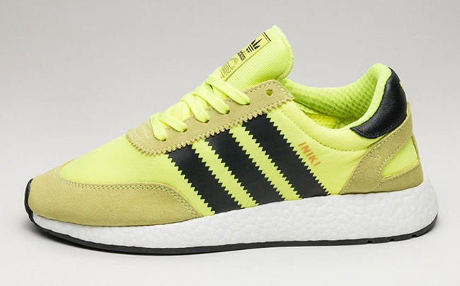 adidas Iniki Runner Boost Solar Yellow Release Date