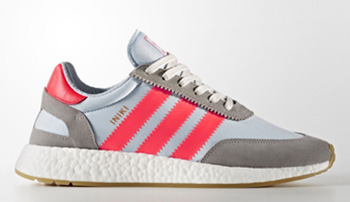 adidas Iniki Runner Boost Solid Grey