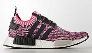 adidas NMD R1 Womens Shock Pink