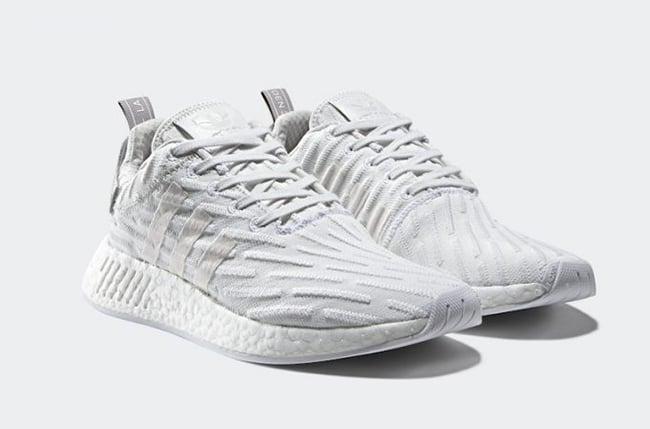adidas NMD R2 Primeknit Women's April 2017 | SneakerFiles