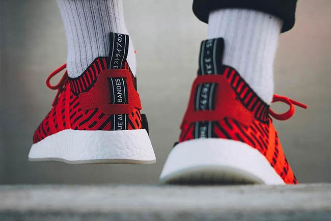 adidas NMD R2 Core Red Release Date