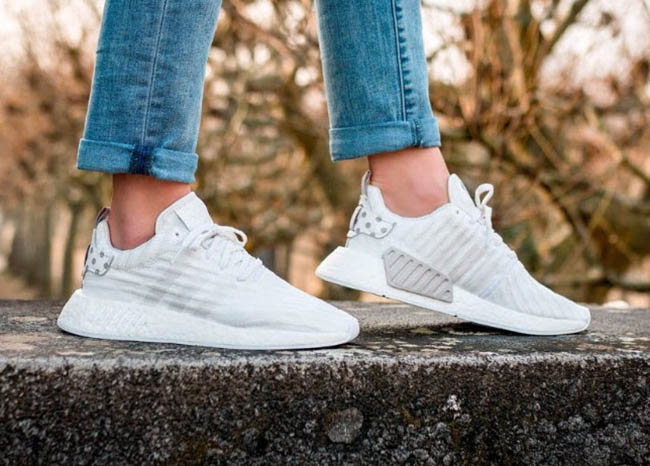 adidas NMD R2 Triple White Release Date
