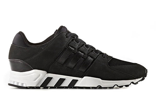 adidas Originals EQT Equipment Support RF Black Pack