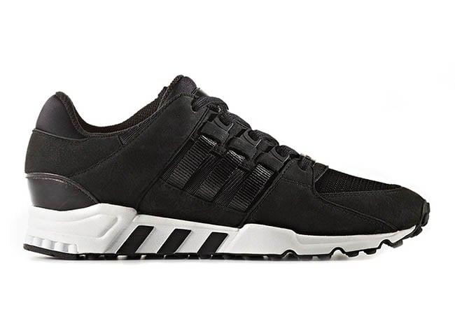 adidas Originals EQT Equipment Support RF Black Pack
