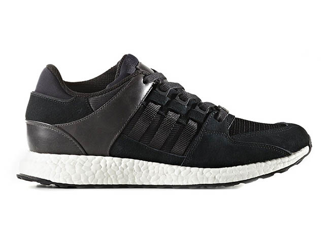 adidas Originals EQT Equipment Support Ultra Boost Black Pack