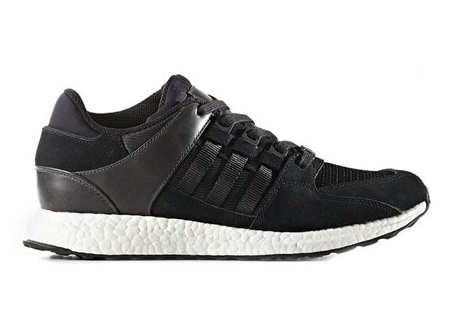 adidas Originals EQT Equipment Support Ultra Boost Black Pack