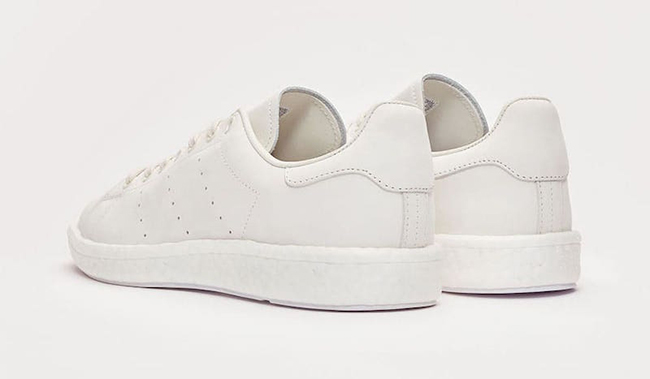 adidas Stan Smith Boost Shades of White V2