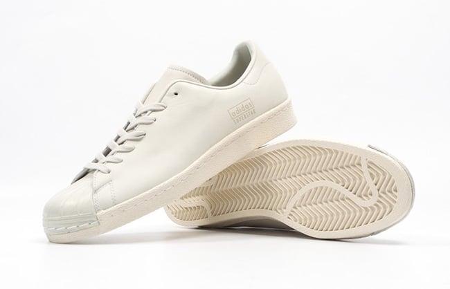 Adidas Superstar '80 Pulita Di Cristallo Bianchi oyOz1X