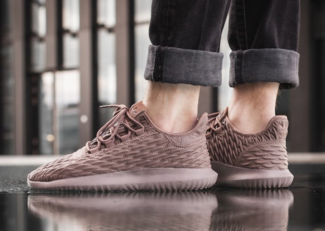 adidas Tubular Shadow Quilted Beige BB8820