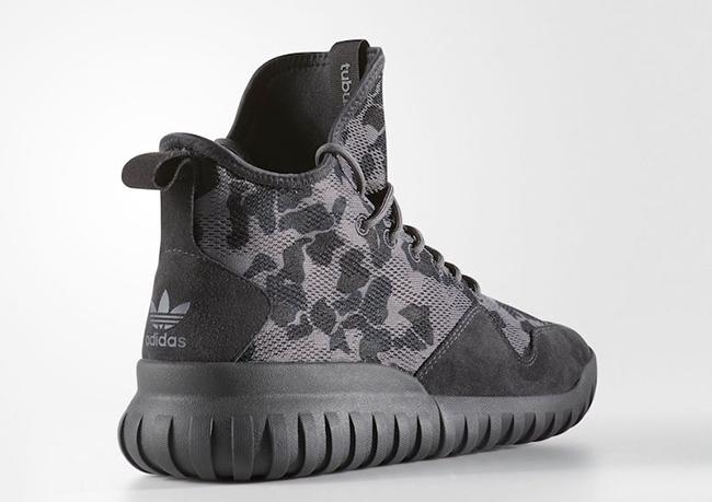 sports shoes 75dd0 cd442 adidas Tubular X UNCGD Black Camo