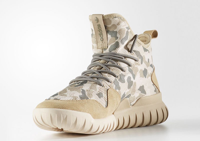 Adidas Originals Tubular X PK J Junior Hi Top Trainers