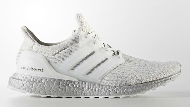 adidas Ultra Boost Crystal White Release Date