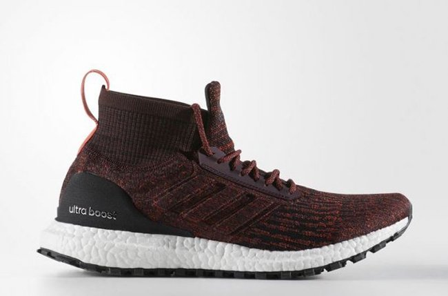4059036fb48 adidas Ultra Boost Mid ATR Burgundy Red S82035 Release Date ...
